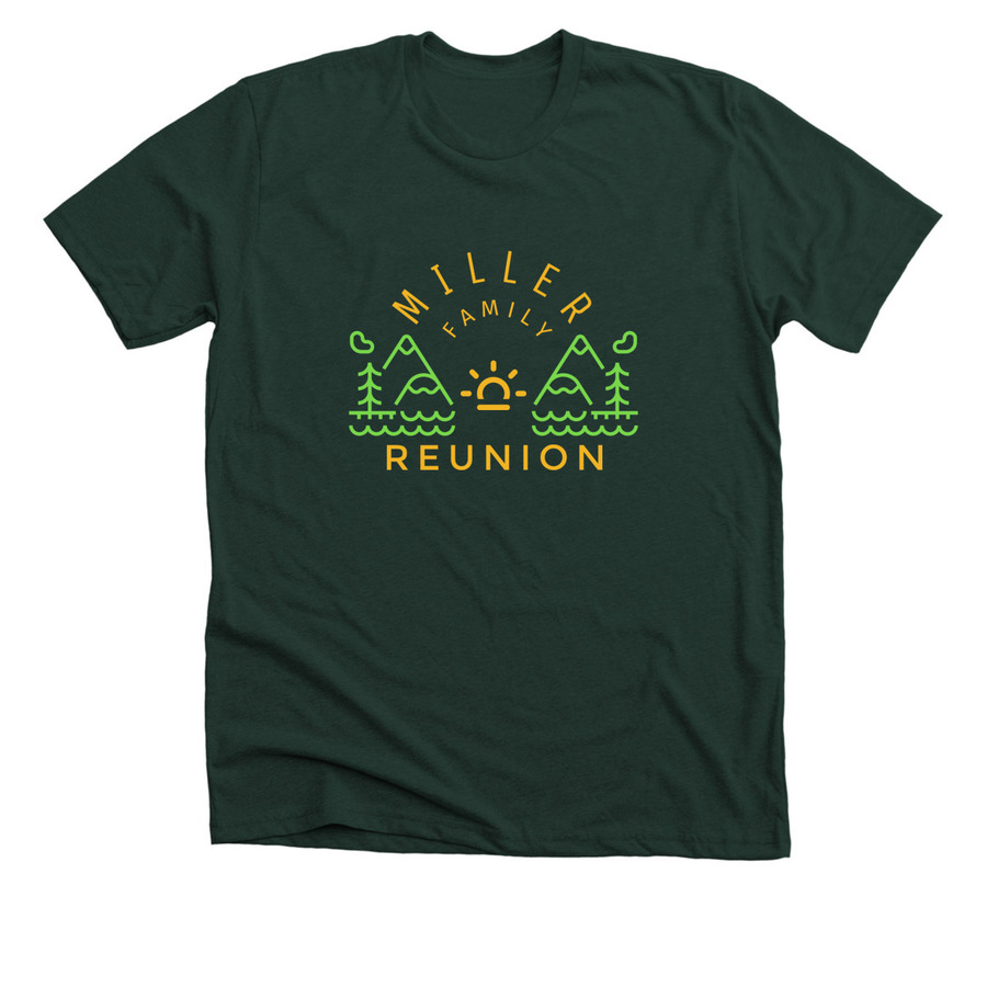 Family Reunion T-Shirt Ideas | Bonfire