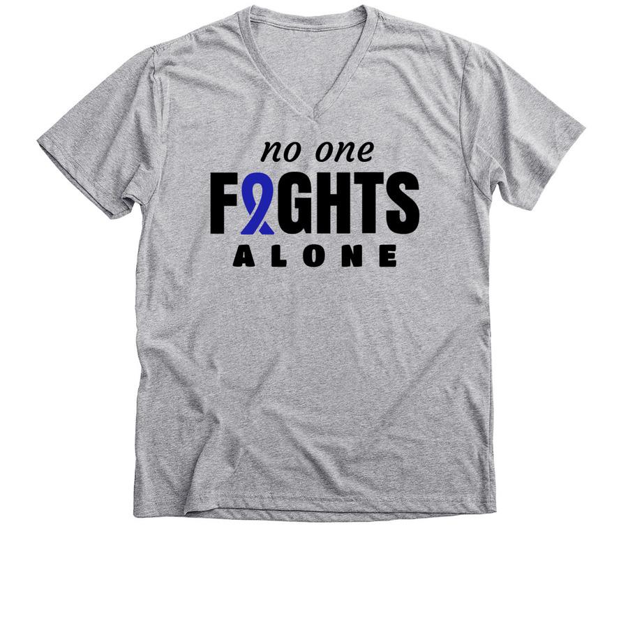 Colon Cancer Support T Shirt Bonfire