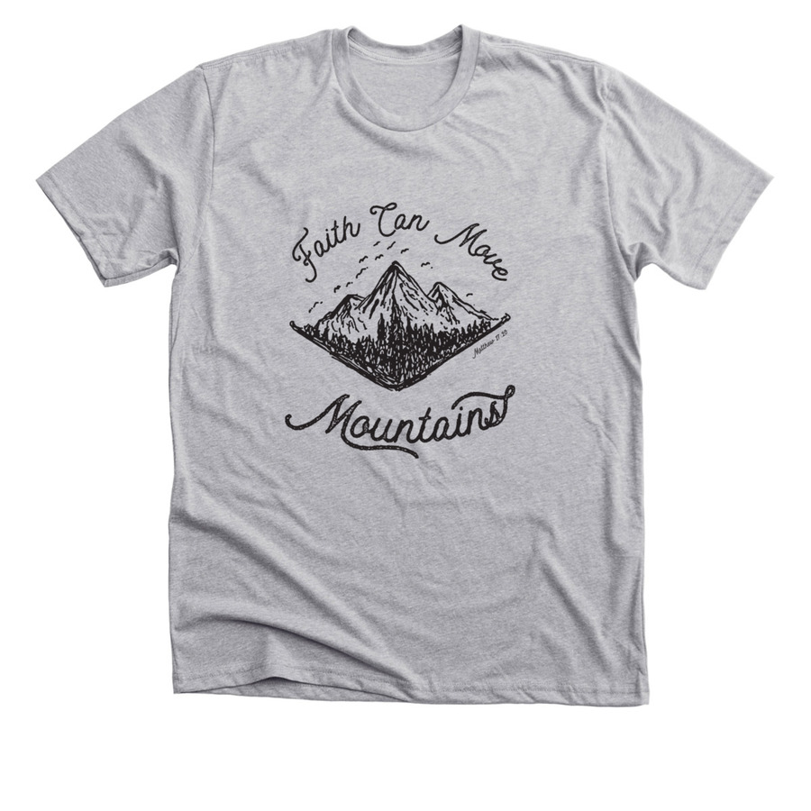 Design your t shirt and sell - Isaiah 52 Ascent To Mount Kilimanjaro