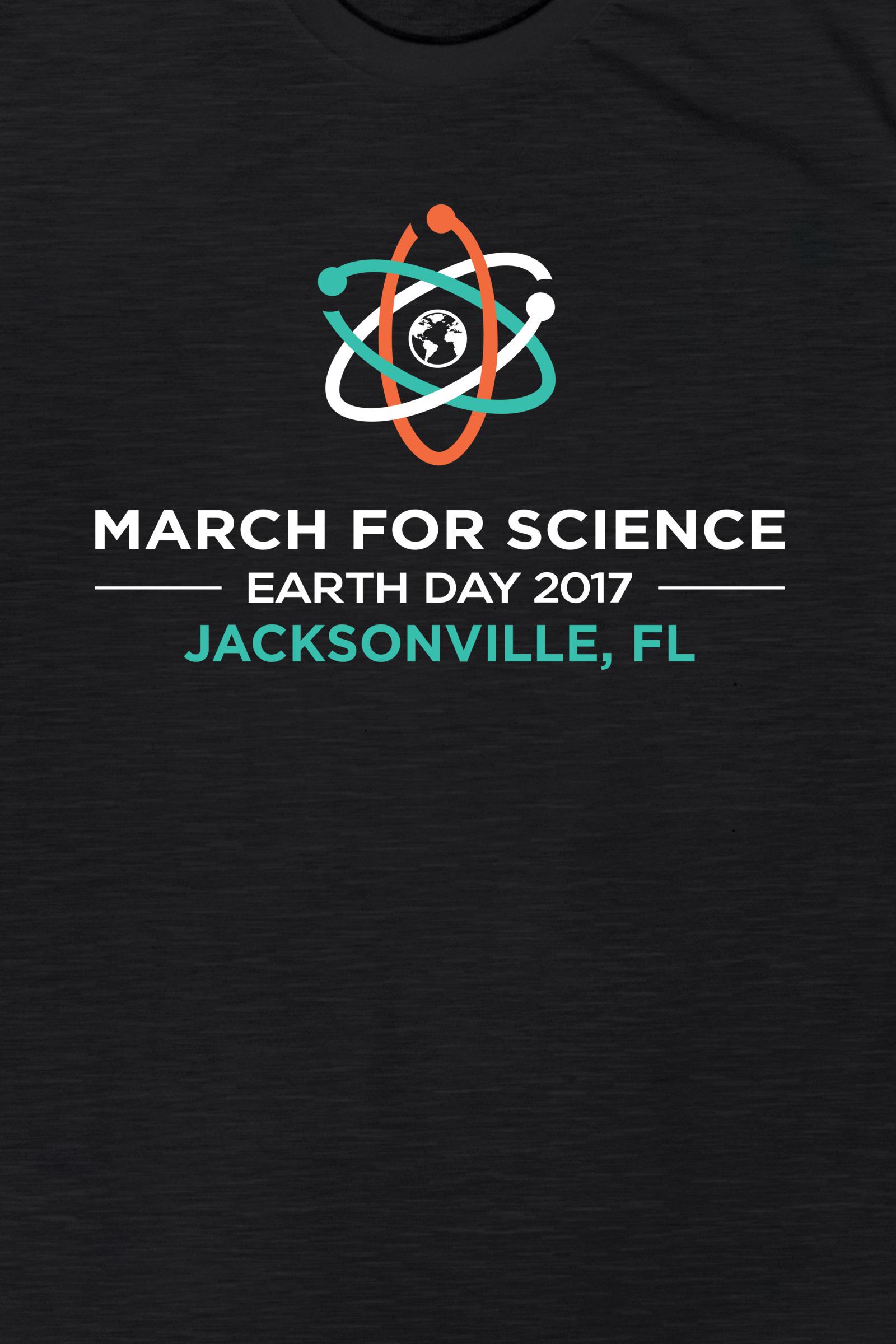 Shirt design jacksonville fl -  Front Zoom View