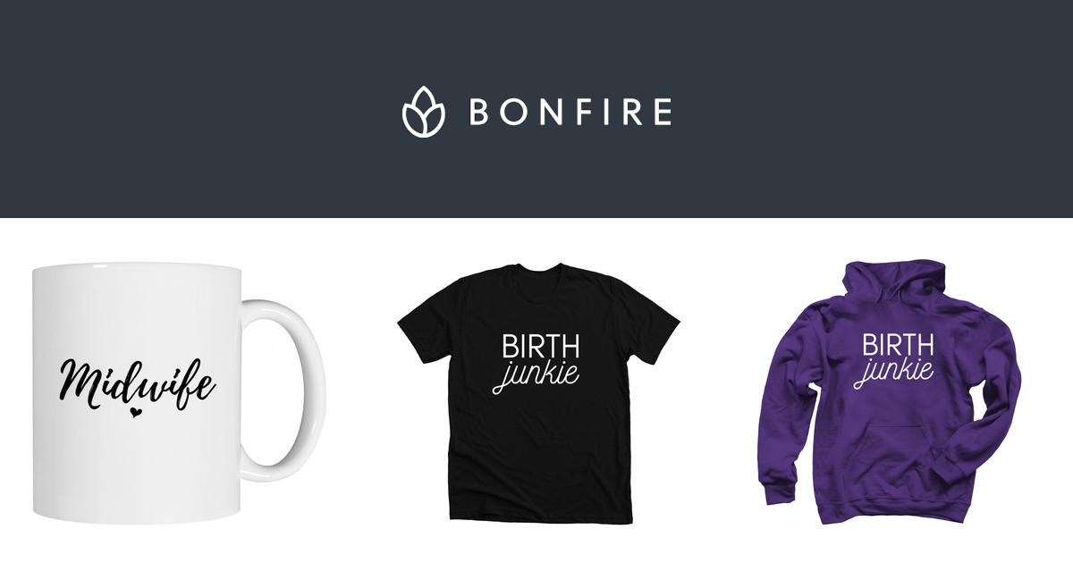 Doing It At Home Podcast Official Merchandise Bonfire